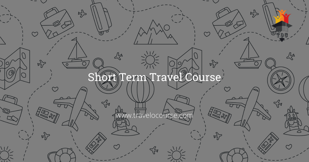 Short Term Travel Course