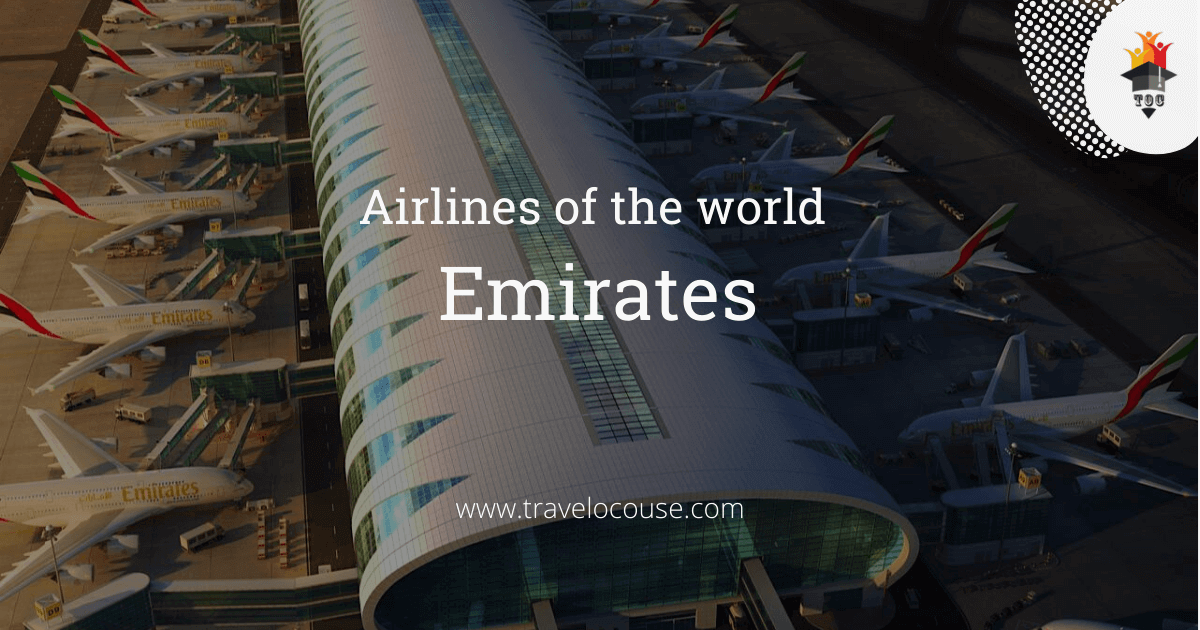 Airlines Of The World - Emirates