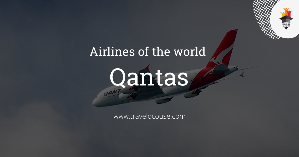 Airlines of the world – Qantas