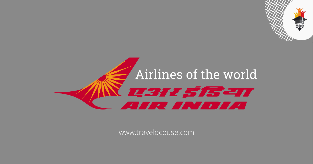 Airlines of the world - Air India