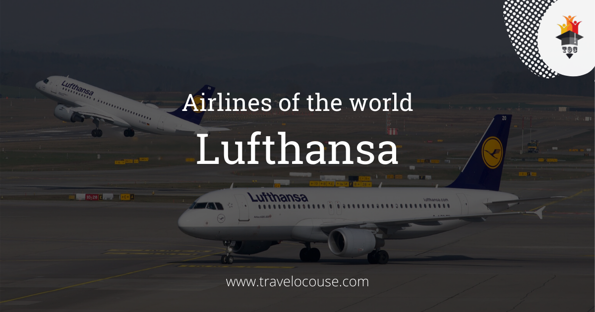 Airlines of the world-Lufthansa