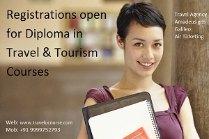 Diploma Courses in Travel & Tourism