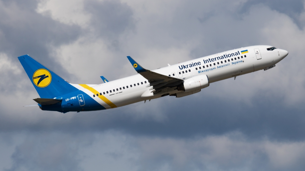 UIA update- Ukraine International Airlines
