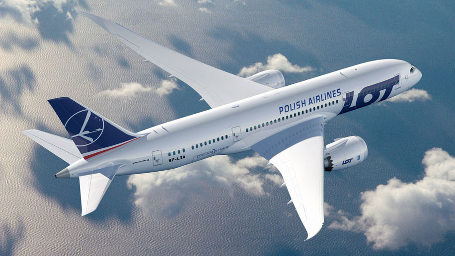 lot polish airlines Update